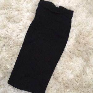 Dresses & Skirts - Ribbed pencil skirt